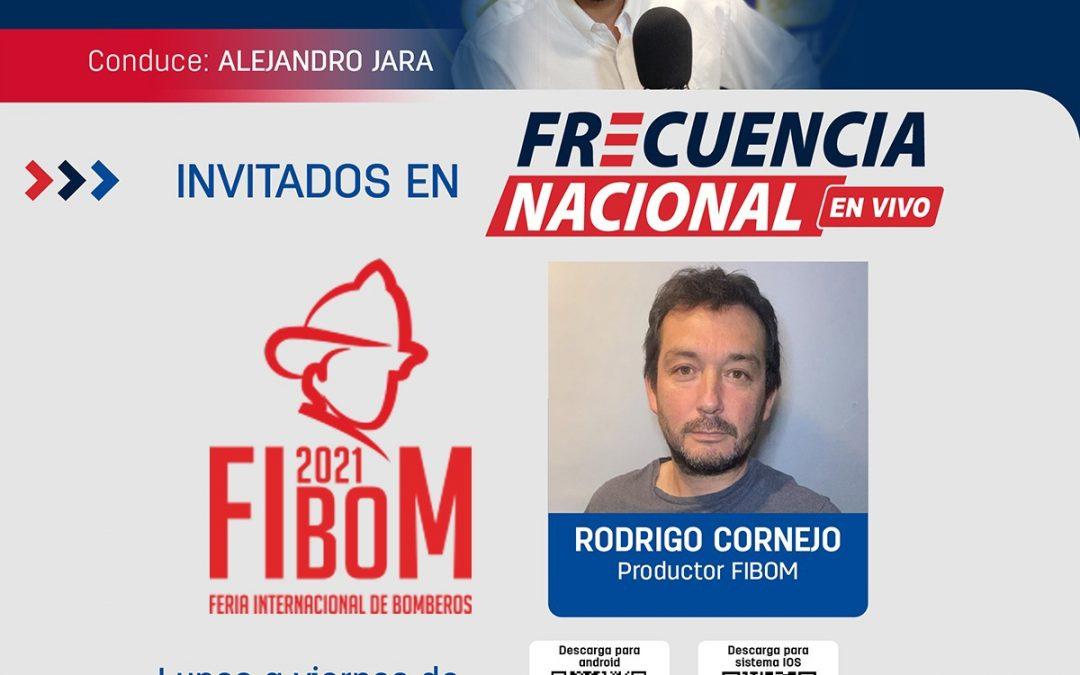 Fibom invitados en Radio Frecuencia Nacional